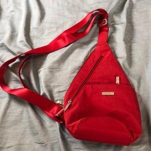 Baggallini red purse